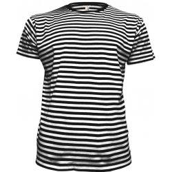 86fc349bb78 Namornicke tricko. Pánské Tričko Námořnické tričko Dirk pruhované černé