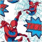 Dětská papírová tapeta Disney Spiderman D73299, rozměry 0,53 x 10,05 m