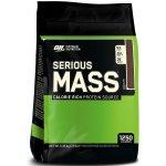 Recenze Optimum Nutrition Serious Mass 5450 g