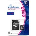 Mediarange microSD 64GB Class 10 MR955