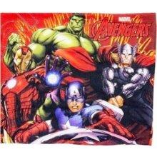 Chlapecký oteplený nákrčník Avengers Hulk / Kapitán Amerika / Iron Man