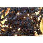 Svítidla MK-Illumination Vánoční profi LED řetěz venkovní 12m 120xLED LEDPLR-120-230VSW-WW 018-312 MK-Illumination