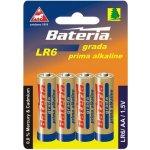 Baterie Bateria Grada Prima AA 4ks