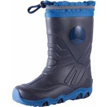 70ecec039c9 Reima Dětské zimní nepromokavé boty Slate winter rain boots - Navy
