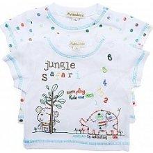 Babaluno Set triček Jungle 2 ks