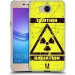 Pouzdro HEAD CASE Huawei Y6 2017 RADIACE