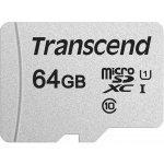 Transcend microSDXC 64GB UHS-I U1 TS64GUSD300S