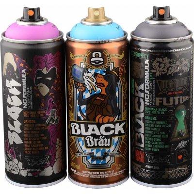 Dupli color Montana Black 400 ml