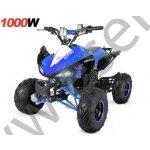 NITRO elektrická čtyřkolka Pantera XL ECO 1000W modrá