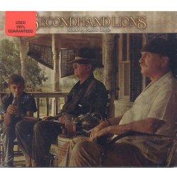 Vysloužilí lvi - Secondhand Lions - OST/Soundtrack