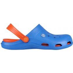 Dámská obuv Coqui B1102 modré nazouváky dámská obuv