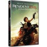 Resident Evil: Poslední kapitola DVD