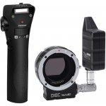 APUTURE dálkově ovládaný DEC Vari-ND pro objektivy Canon na E-mount