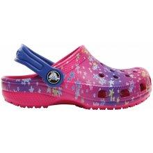 Crocs Classic Graphic Clog Kids Multi Stars