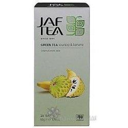 Jaftea Green Soursop & Banana nepřebal 25 x 2 g