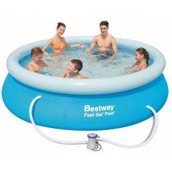 Bazén Bestway 3,05 x 0,76 m kartušová filtrace