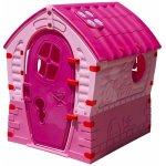MARIANPLAST -- růžový dětský domeček Fairies Dream House