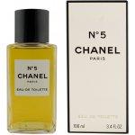 Chanel No.5 toaletní voda dámská 50 ml tester