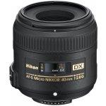 Nikon 40mm f/2,8G ED AF-S DX MICRO