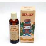 Herba Vitalis Elixír Hepaven 50 ml