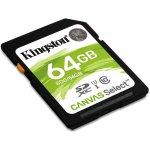 Kingston SDXC 64GB UHS-I U1 SDS/64GB