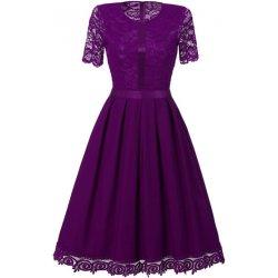 ab09a3eb2233 Dámské šaty Dámské společenské šaty Indio fialová
