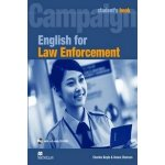English for Law Enforcement Student's Book with CD ROM - Cha...