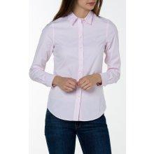 Gant dámská Košile GANT STRETCH BROADCLOTH STRIPED SLIM růžová