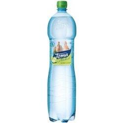 Toma Nádech Okurky a limety neslazená a jemně perlivá pramenitá voda 1,5l