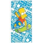 Jerry Fabrics Osuška The Simpsons Bart 75 x 150 cm