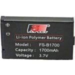 Baterie FS-BA1700 3.7V 1700mAh