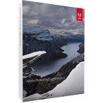 Adobe Photoshop Lightroom v.6, 1 uživatel, komerční - Win, Mac - ENG 65237401
