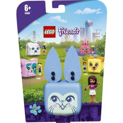 LEGO Andrea a její králíčkový boxík 41666