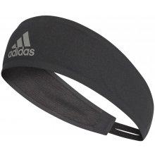 Adidas Dámská čelenka Plain černá