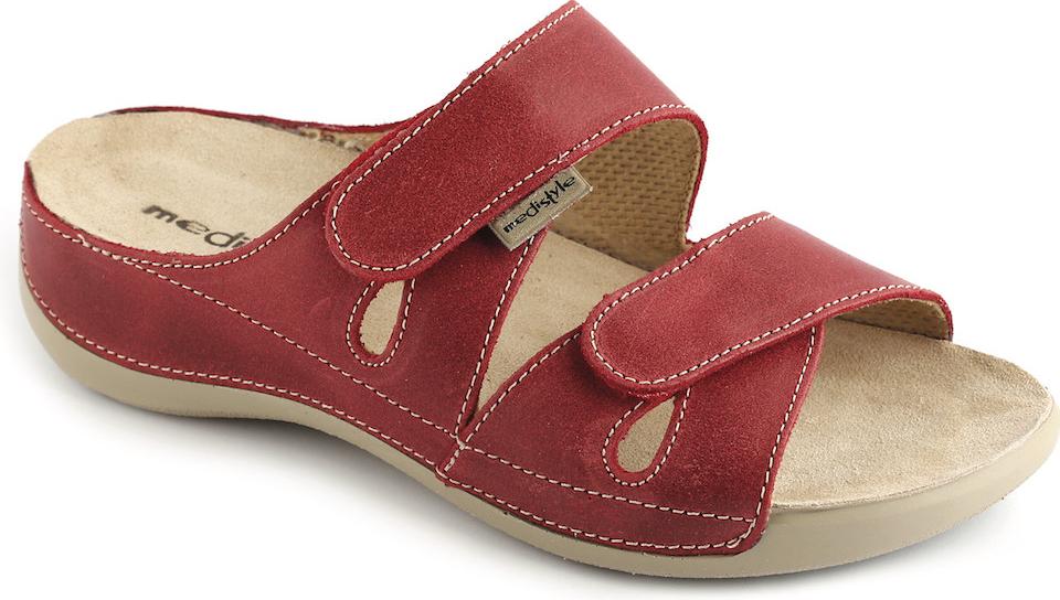 ELEN zdravotní obuv červená 3E-V15 vhodná pro vysoký nárt od 794 Kč -  Heureka.cz 7f2f6861f8