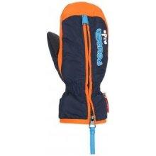 4e8b60d24d3 Ben Mitten Dětské lyžařské rukavice modrá i