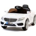 Toys24 elektrické autíčko Sport bílé