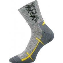 VoXX WALLI sportovní ponožky sv. šedá