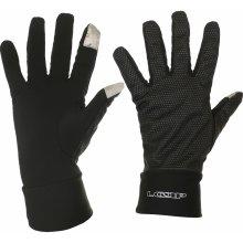 Loap Rusnok zimní softshellové rukavice černá