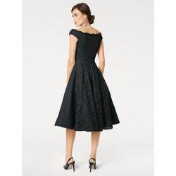 Ashley Brooke by heine koktejlové šaty se spodničkami černá ... bb365ff2200