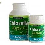 Health Link Chlorella Japan + kolagen .250 tbl.