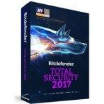 Bitdefender Total Security Multi-Device 5 lic. 3 roky (CL11913005-EN)