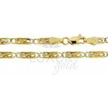 Náramek ze žlutého zlata LUXUR GOLD 3640028