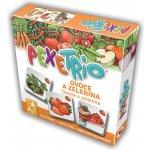 Betaxa Pexetrio: Ovoce a zelenina