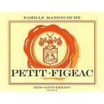 Figeac Petit Figeac Second Wine druhé víno červené 2014 0,7 l