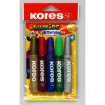 Lepidlo Kores Glitter Glue 10,5 ml