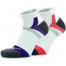 Mizuno ponožky Performance 2P Bílá