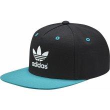 Adidas Snapback FB Cap AC černá / tyrkysová