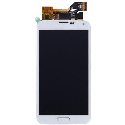 LCD Displej + Dotykové sklo Samsung G900 Galaxy S5 - originál