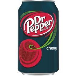 0eed1ae9812 Dr Pepper Cherry 355 ml limonáda a ledový čaj - Nejlepší Ceny.cz